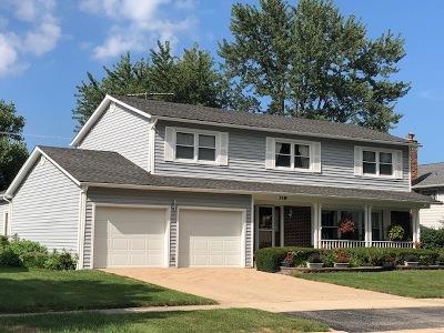 Arlington Heights IL Single Family Home New: $469,000