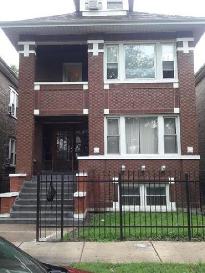 Chicago Multi Family Home New: 6931 South Artesian Avenue