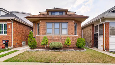 Chicago IL Single Family Home New: $299,000