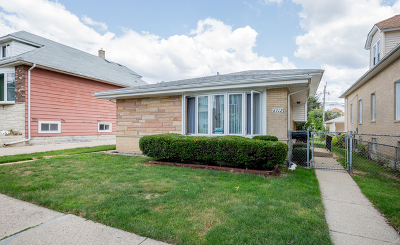 Chicago IL Single Family Home New: $278,950