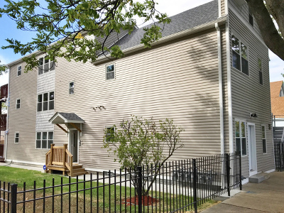 Chicago Rental New: 4254 South Artesian Avenue #2F