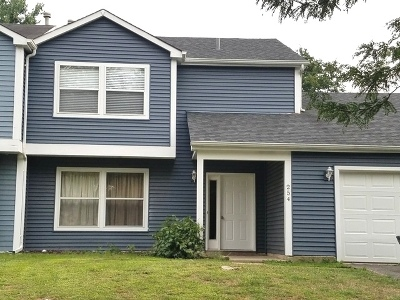 Elgin Condo/Townhouse New: 254 Chaparral Circle