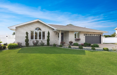 Orland Park Single Family Home New: 15500 Innsbrook Drive