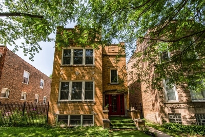 Chicago Rental New: 6514 South St Lawrence Avenue #1