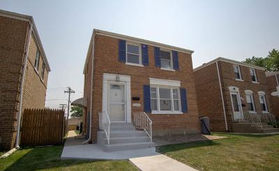 Cicero Single Family Home New: 5341 West 35 Street
