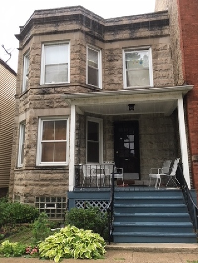 Chicago Multi Family Home New: 1652 West Hollywood Avenue