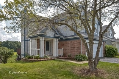 South Elgin Single Family Home Re-Activated: 3 Lilac Court