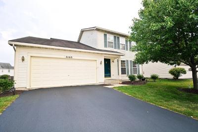 Aurora Single Family Home New: 2469 Smithfield Court