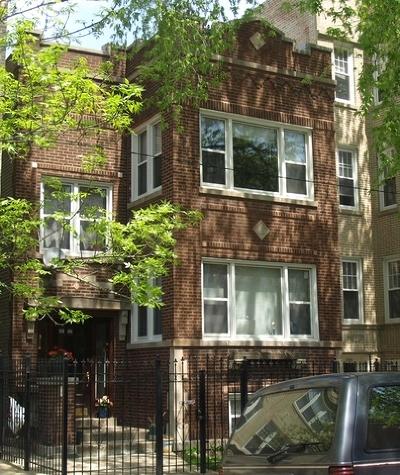 Multi Family Home New: 3722 West Leland Avenue