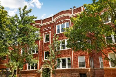 Condo/Townhouse Price Change: 5859 North Glenwood Avenue #3