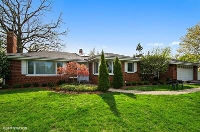 Chicago Single Family Home New: 6900 North Leoti Avenue