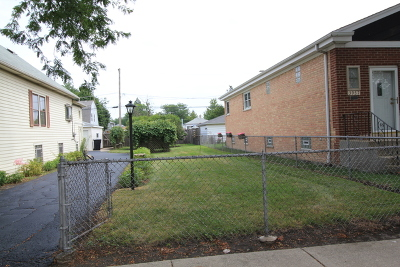 Chicago Residential Lots & Land New: 3961 North Oleander Avenue