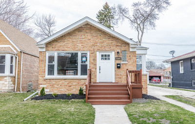 Chicago IL Single Family Home New: $207,999