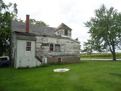 Marengo Single Family Home New: 17609 Harmony Road