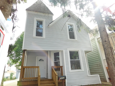 Cicero Single Family Home New: 5333 West 24th Street