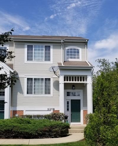 Aurora Condo/Townhouse New: 2278 Daybreak Drive