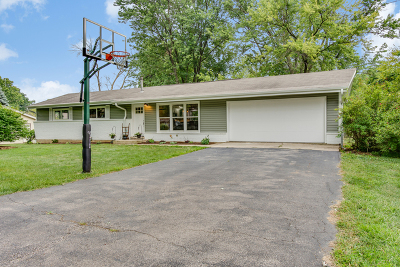Wheaton Single Family Home New: 26w079 Thomas Road