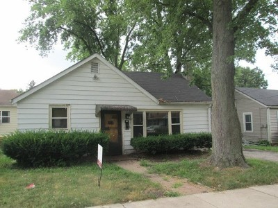 Batavia Single Family Home New: 332 Chestnut Street