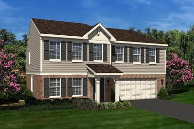 New Lenox Single Family Home New: 2094 Rownham Hill Road