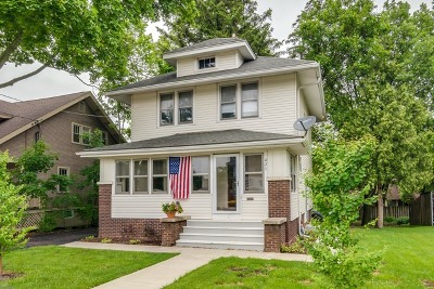 Wheaton Single Family Home New: 421 West Roosevelt Road