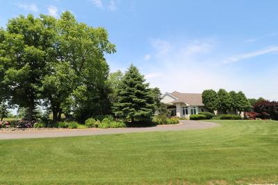 Homer Glen Single Family Home Price Change: 15306 West Pantigo Lane