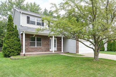 Woodridge Single Family Home For Sale: 3412 High Trail Drive