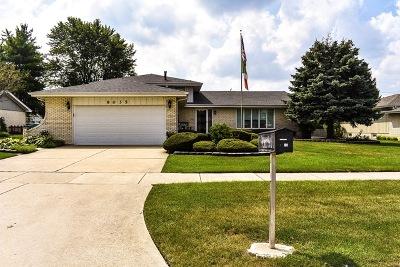 Orland Park Single Family Home New: 8035 Wheeler Drive