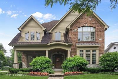 Clarendon Hills Single Family Home For Sale: 59 Chestnut Avenue