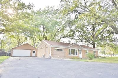 Tinley Park Single Family Home New: 16300 Oak Park Avenue