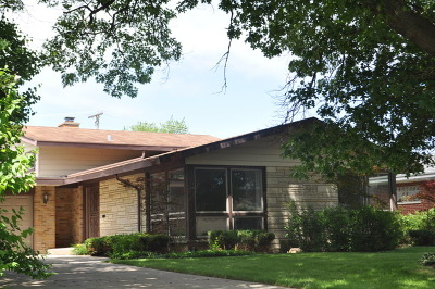 Chicago Single Family Home New: 6308 North Knox Avenue