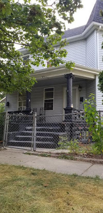 Joliet Multi Family Home Price Change: 451 South Joliet Street