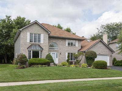Wheaton Single Family Home New: 189 Hawkins Circle