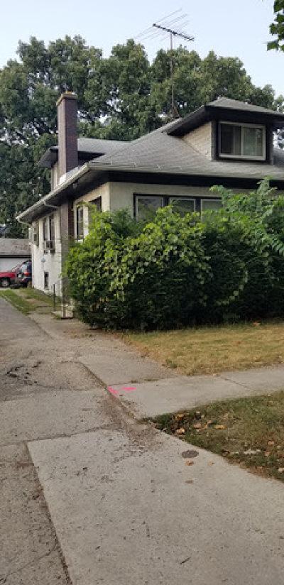 Joliet Single Family Home New: 427 Elmwood Avenue