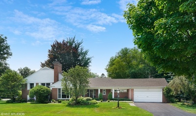 Wilmette Single Family Home New: 4061 Fairway Drive