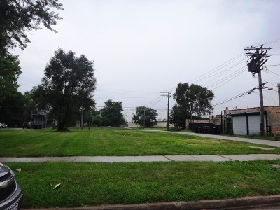 Residential Lots & Land For Sale: 6312 South Evans Avenue