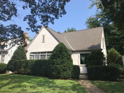 Elgin Single Family Home New: 644 Columbia Avenue