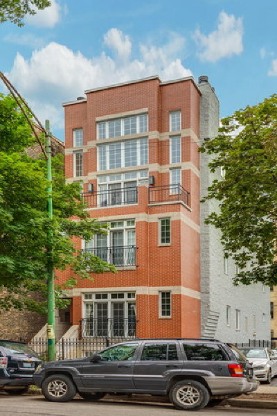 Condo/Townhouse New: 526 North May Street #2