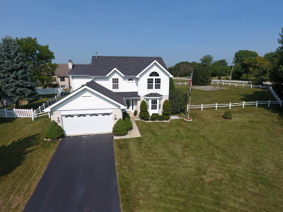 Frankfort Single Family Home New: 8136 Old Mill Road