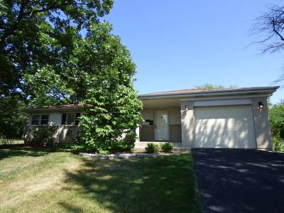 Glenview Single Family Home For Sale: 1541 Huntington Drive