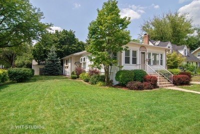 Brookfield Single Family Home New: 3438 McCormick Avenue