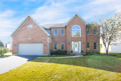 Naperville IL Single Family Home New: $489,000