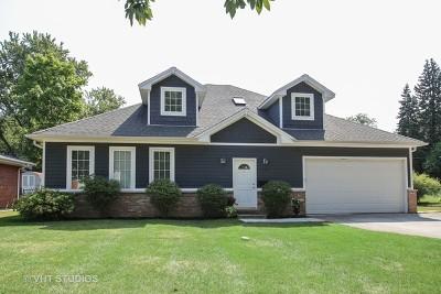Mount Prospect Single Family Home For Sale: 115 South Bobby Lane