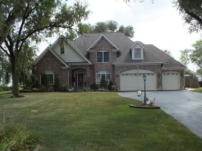 Tinley Park IL Single Family Home New: $499,954
