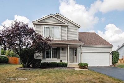 Aurora IL Single Family Home New: $244,000