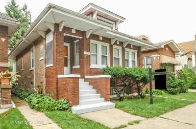 Chicago IL Single Family Home New: $390,000