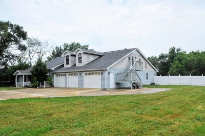 Tinley Park Single Family Home Contingent: 6342 181st Street