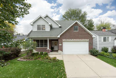 Downers Grove Single Family Home For Sale: 5529 Webster Street