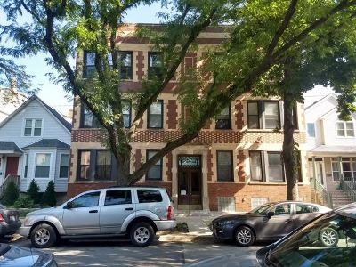 Condo/Townhouse New: 2046 West Cuyler Avenue #3W