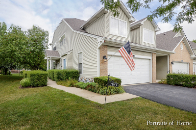 Naperville Condo/Townhouse New: 1963 Golden Gate Lane