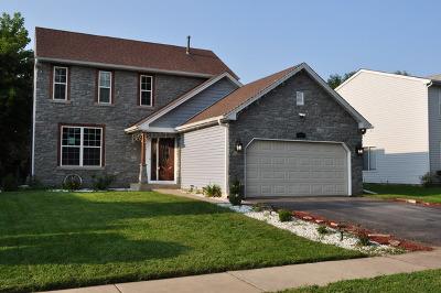 Elgin Single Family Home New: 1208 Longford Circle